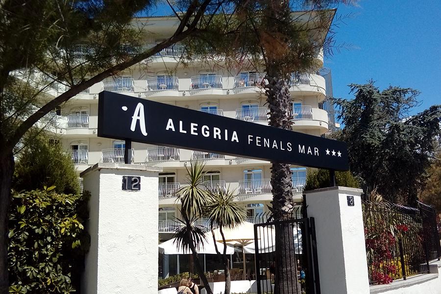ALEGRIA FENALS MAR