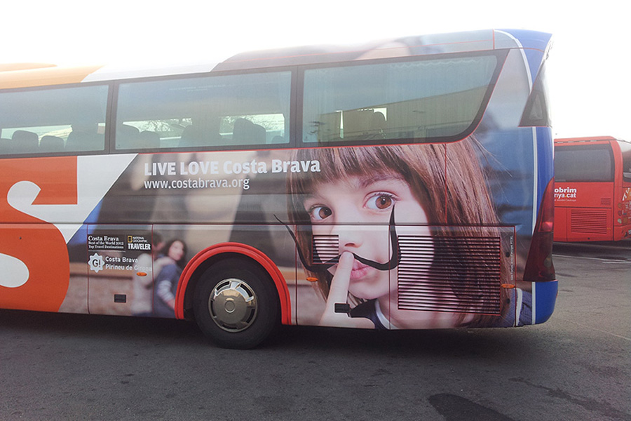 BUS COSTA BRAVA 2